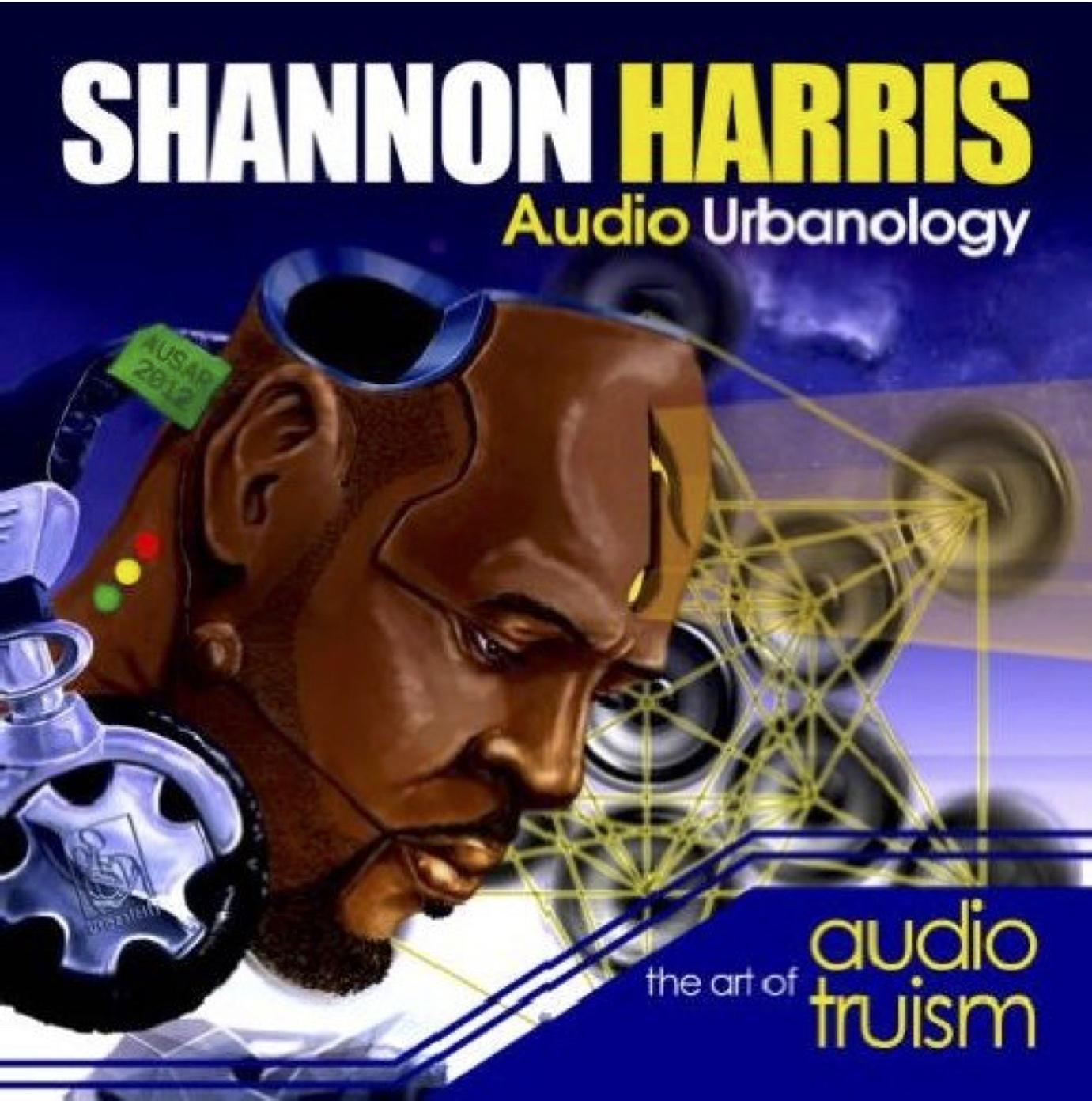 Audio Urbanology Album Cover