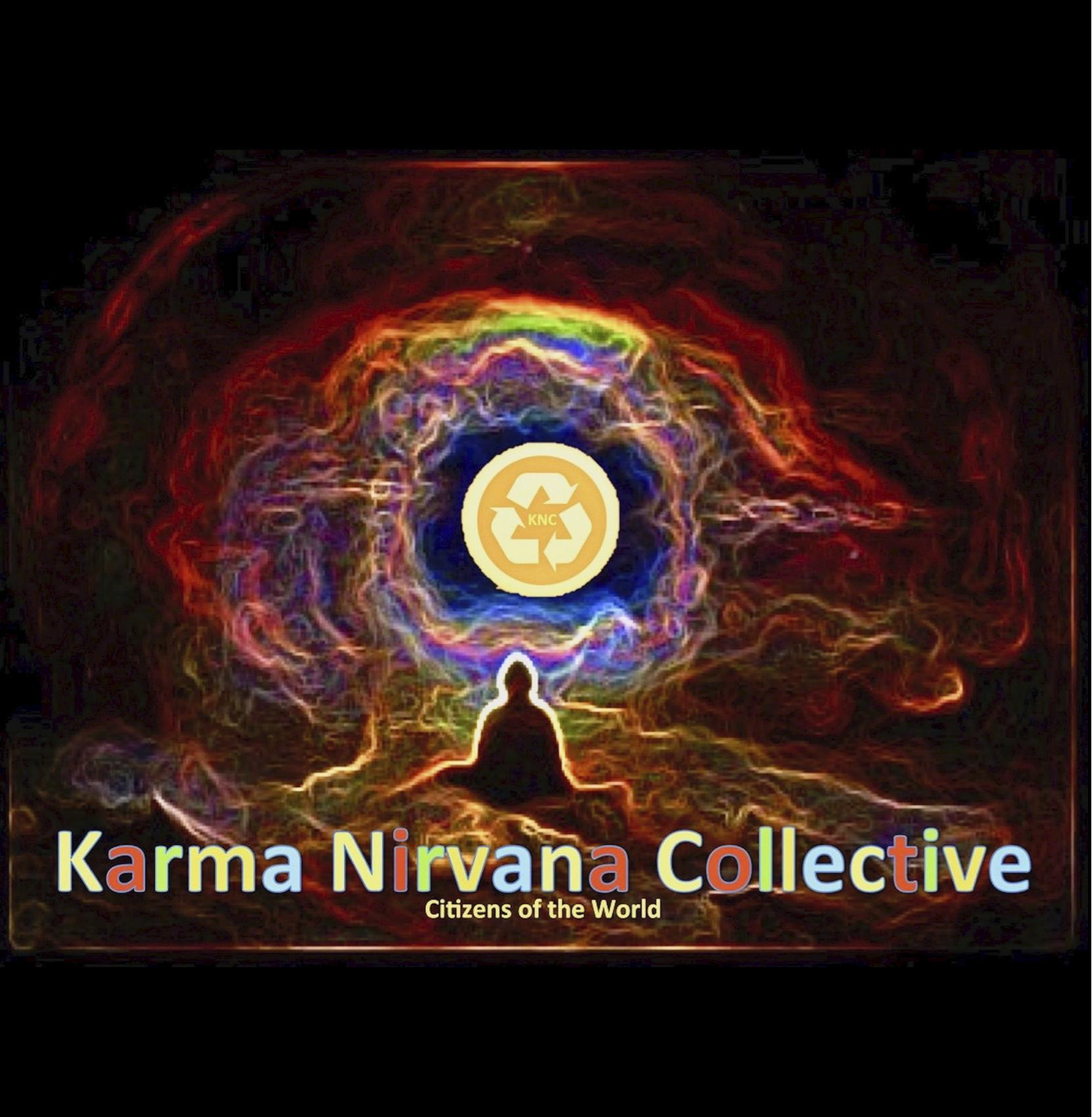 Karma Nirvana Collective Album Cover 2